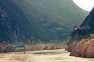 Cina territorio idrografia for Piani di fattoria del sud